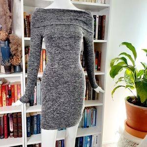 🔥3/30$ Forever New Gray Bodycon Dress